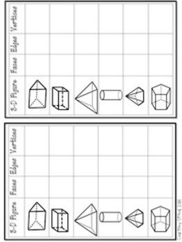 Geometry Interactive Notebook (OLD TEKS)