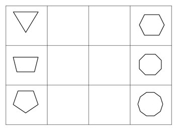 Geometry Interactive Notebook foldables