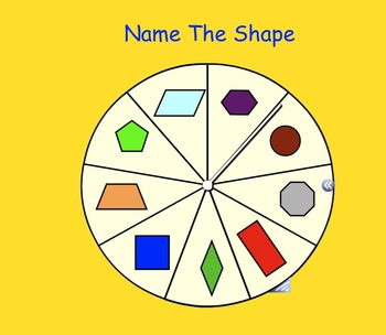 Geometry Interactive Smartboard Activities With Printable Pages