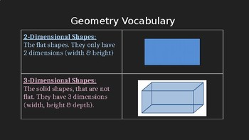 Geometry Introduction