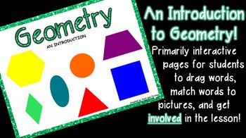 Geometry Introduction Flipchart