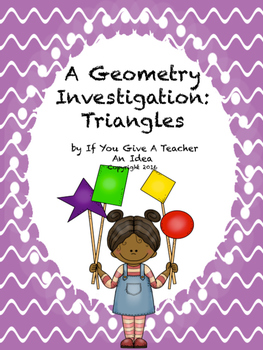 Geometry Investigation: Triangles