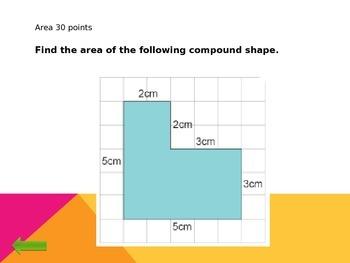 Geometry Jeopardy