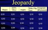 Geometry Jeopardy (2nd Grade Standard)