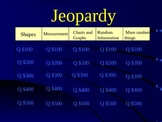 Geometry Jeopardy Game - Powerpoint
