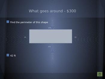 Geometry Jeopardy Grade 5 Common Core Aligned