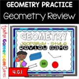 Geometry Jeopardy Powerpoint Game