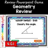Geometry Jeopardy Powerpoint Game