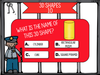 Geometry Jeopardy Review Game