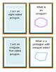 Geometry Jeopardy Task Cards