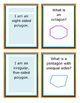 Geometry Jeopardy Task Cards