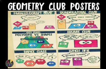 Geometry Joke Posters