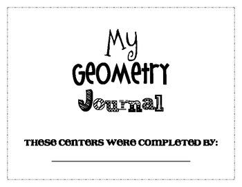 Geometry Journal - 2G1