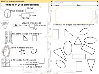 Geometry K-4