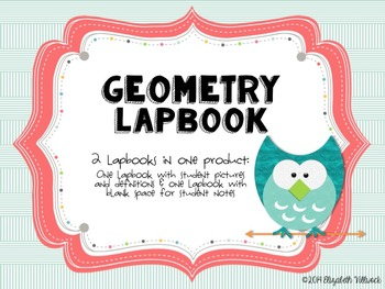 Geometry Lapbook