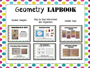 Geometry Lapbook