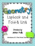 Geometry Lapbook Unit