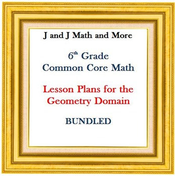 Lesson Plans:  Geometry: BUNDLED