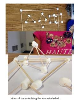 Geometry Lesson for Kindergarten