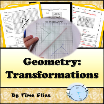 Geometry Lessons Bundle {13 Lessons and Growing}