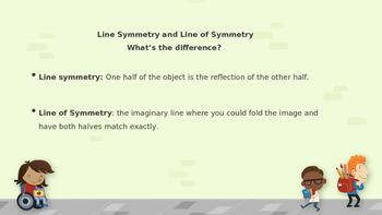 Geometry Line Symmetry