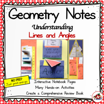 Interactive Geometry Notes: Lines and Angles