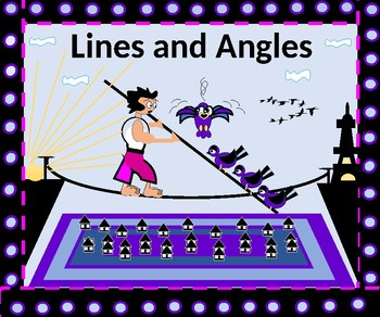 Geometry Lines and Angles and Their Relationships