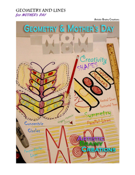Geometry, Lines and Mother's Day: Get Creative