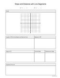 Geometry Link Sheet Package (8 Full Sized Templates)
