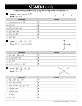 Logic and Proof (Geometry Curriculum - Unit 2)