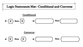 Geometry Logic Statements