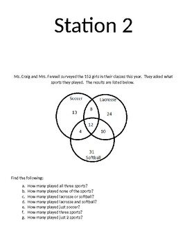 Geometry Logic Stations