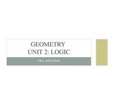 Geometry Logic Unit
