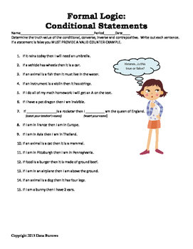 Common Worksheets : conditional statements worksheet Conditional ...