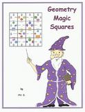 Geometry Magic Squares