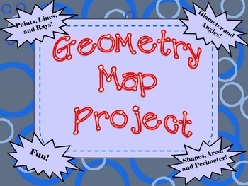 Geometry Map Project