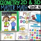 Geometry Guided Master Math Unit 4