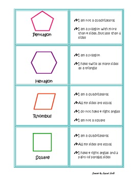 Geometry Match