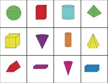 Geometry Match {A Memory Game}