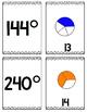 Geometry: Matching Angles {Math Center} 4.MD.5