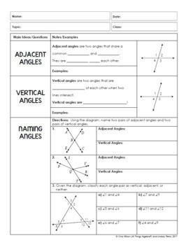 Geometry (Math 7 Curriculum - Unit 6)