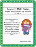 Geometry Math Center 2.G.A.1