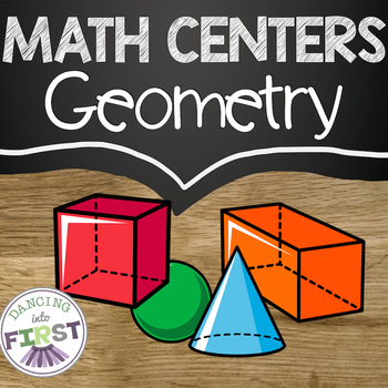 Geometry Math Center Activities