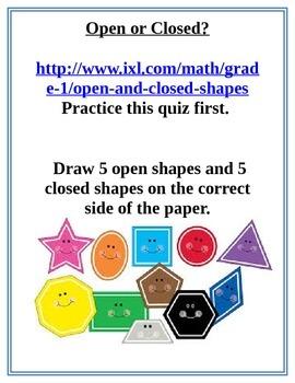 Geometry Math Centers