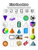 Geometry Math Game