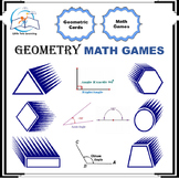 Geometry Math Games