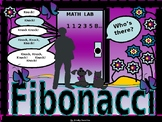 Geometry Math Lab:  Fibonacci Sequence and its Relationshi