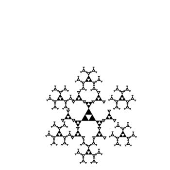 Geometry - Maths - Fractals
