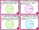 Geometry & Measurement - Diameter, Radius, & Circumference of Circles Task Cards