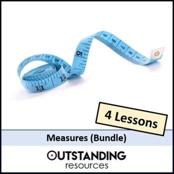 Geometry: Measures / Conversion Bundle - 5 lessons (+ resources)